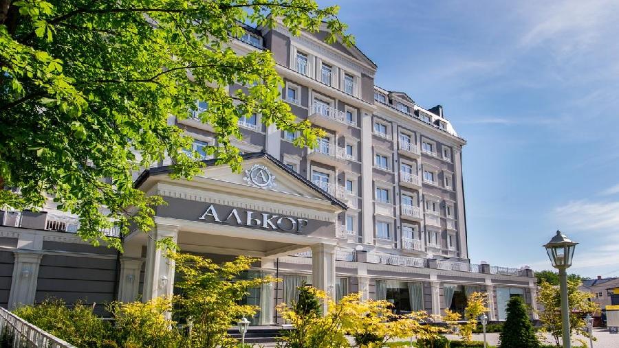 Отель «Алькор» – Трускавец