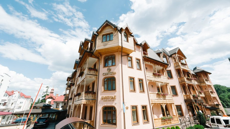 Отель «Свитязь» – г. Трускавец