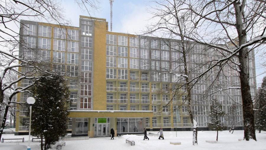 Санаторий «Днестр» — Моршин