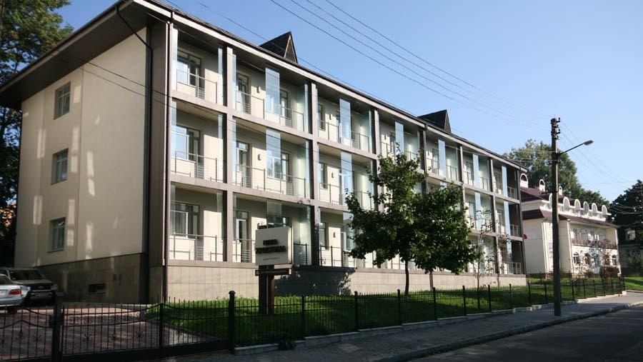 Отель «Вилла Кристина» – Трускавец