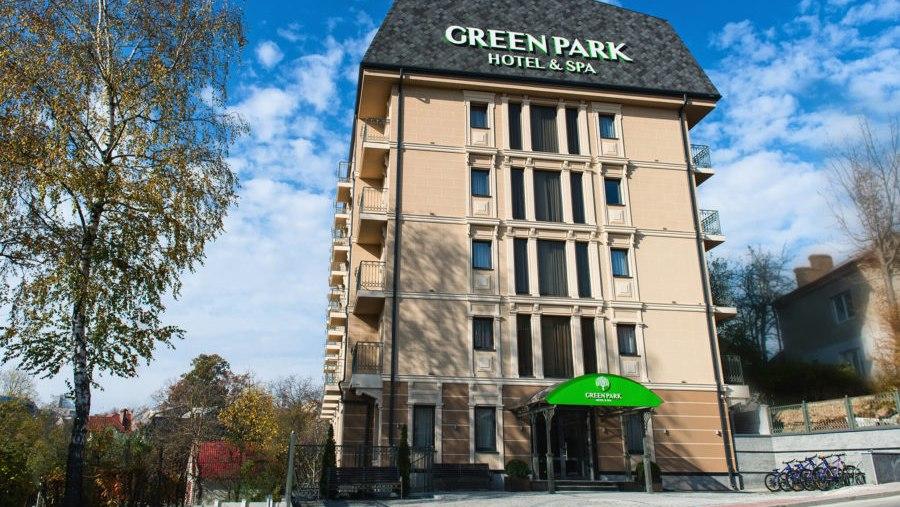 Отель «Green Park Hotel & SPA» — Трускавец