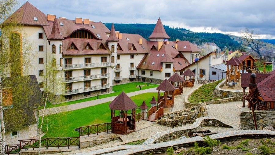 Отель «ДиАнна» — Сходница