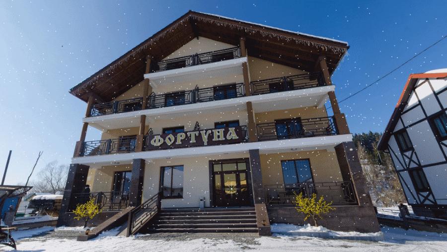 Отель «Фортуна» – Сходница
