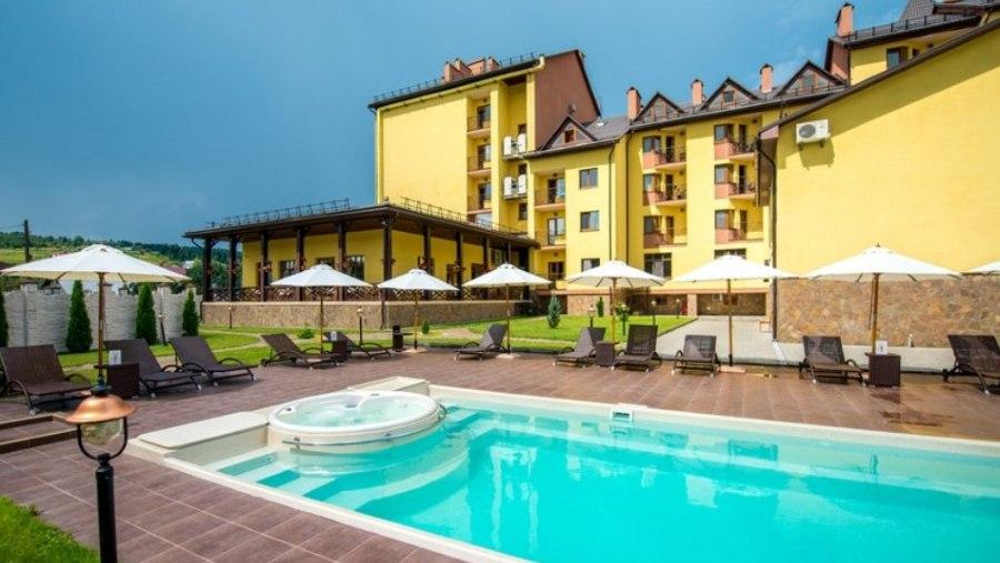 Отель «Киевская Русь» — Сходница