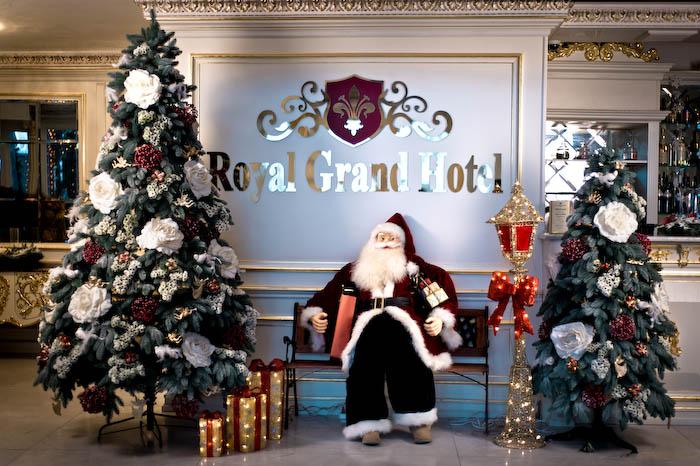 Новый Год 2020 и Рождество в санатории «Женева» — Трускавец