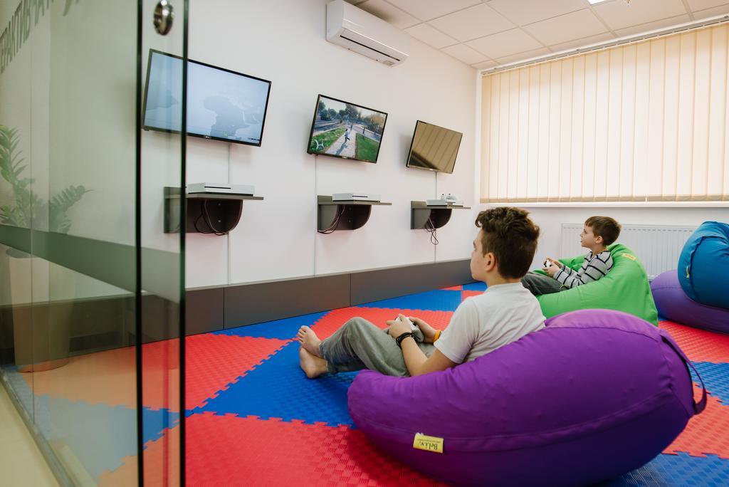Детские каникулы в санатории «Лесная Песня» — Трускавец