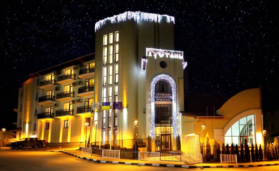 Новый Год 2020 и Рождество в отеле «ТуСтань» — Сходница