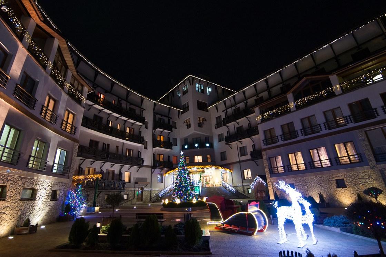 Новый Год 2020 и Рождество в отеле «Шале Грааль» — Трускавец