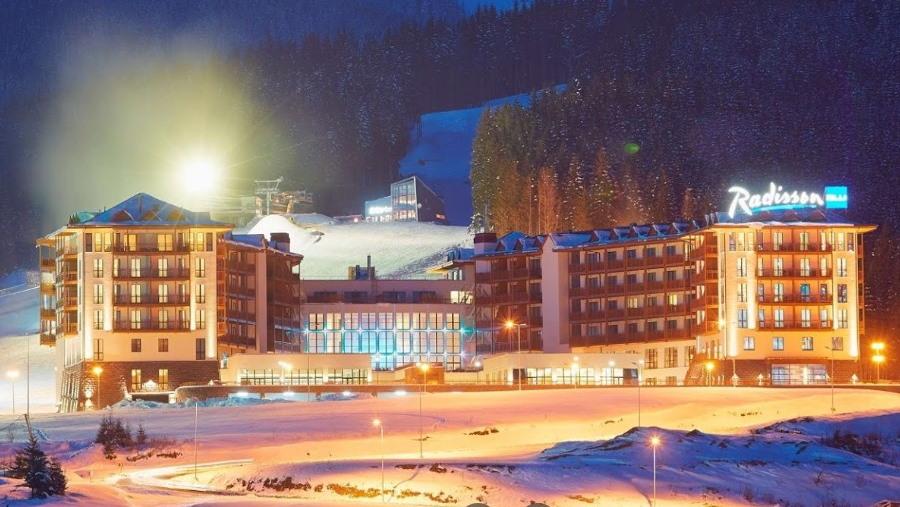 Отель «Radisson Blu Resort» — Буковель