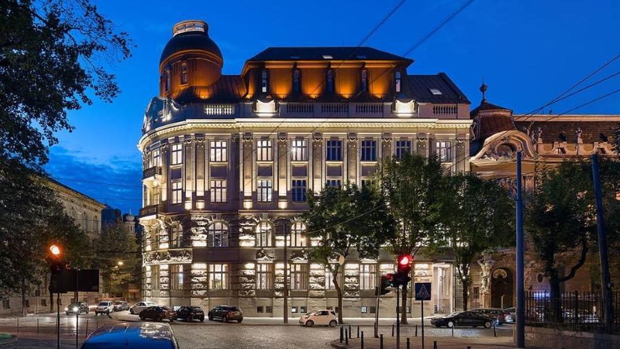 Отель «Bankhotel» 5* — Львов
