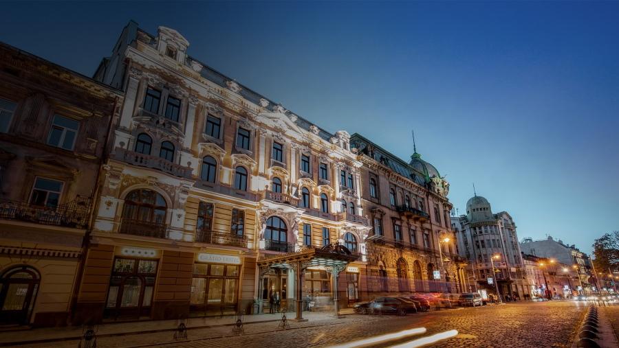 Отель «Grand Hotel Lviv Luxury & Spa» 5* — Львов