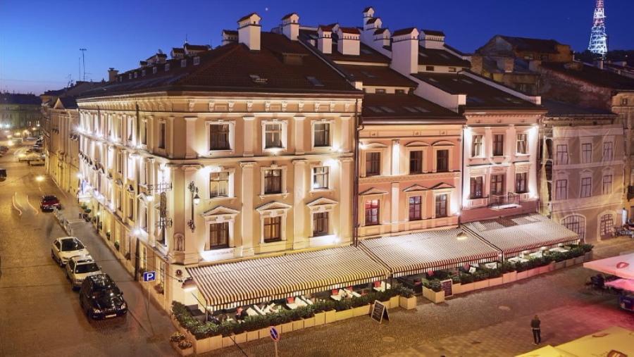 Отель «Leopolis» 5* — Львов